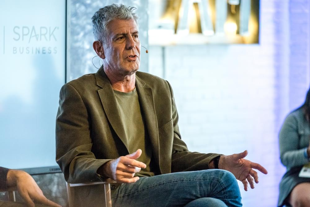 Anthony Bourdain Commits Suicide at Age 61