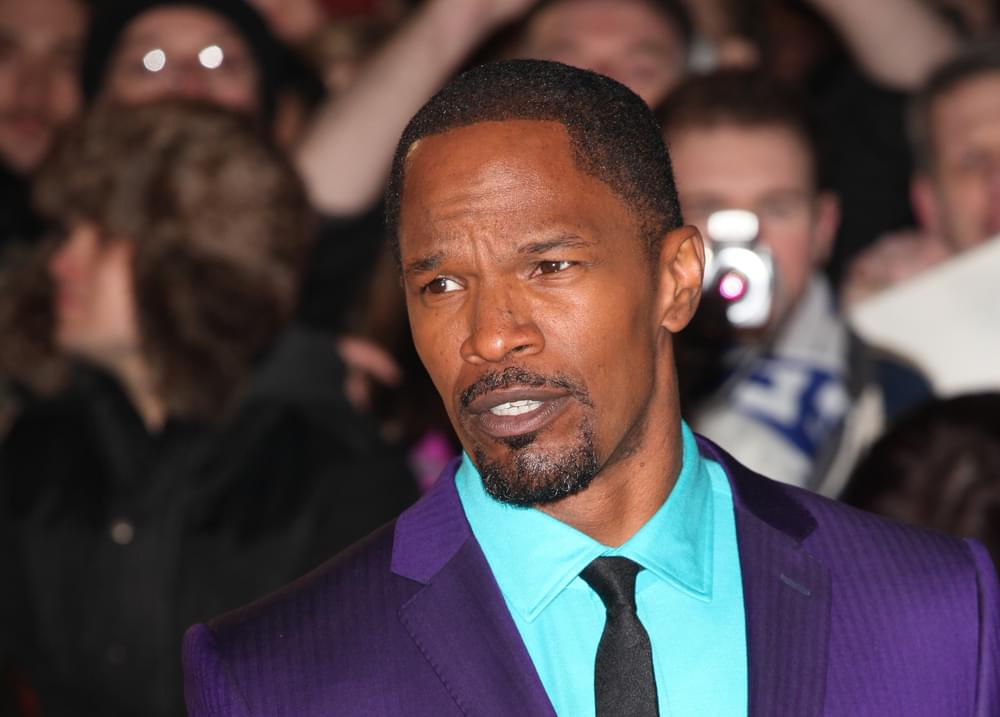 Jamie Foxx Accused of Sexual Harassment from 2002