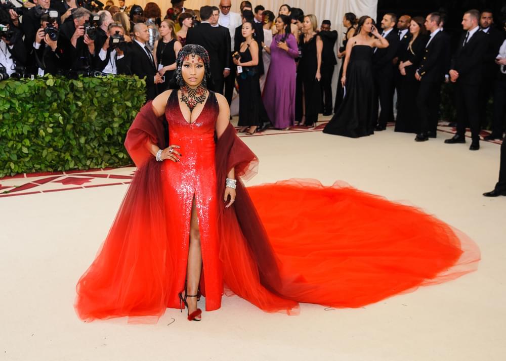 """Nicki Minaj: """"It's Okay To Keep Your Legs Closed"""""""