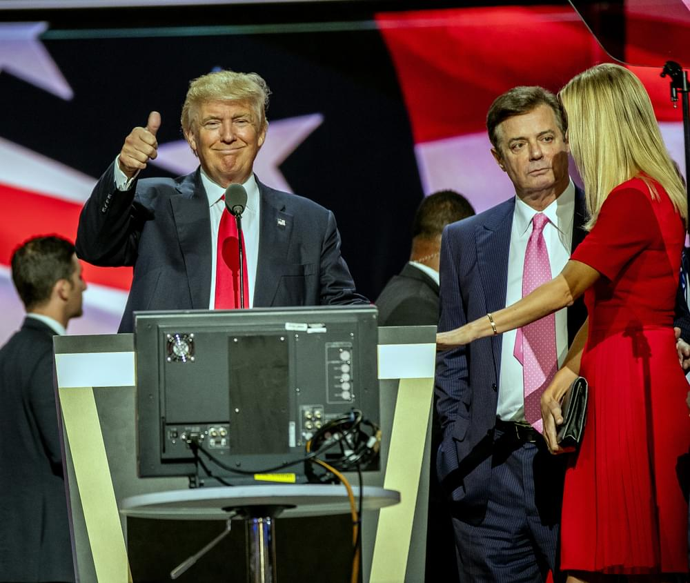 Trump's Former Campaign Manager Arrested