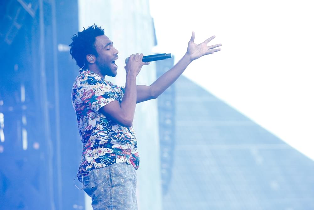 """Did Childish Gambino Steal """"This Is America""""?"""