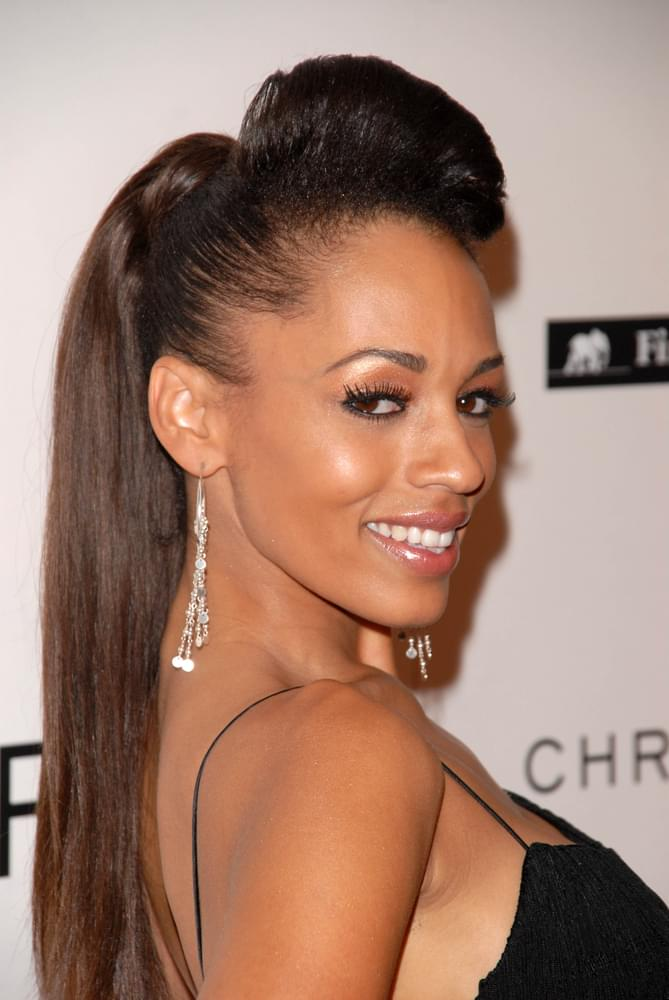 Melyssa Ford Involved in Bad Car Accident