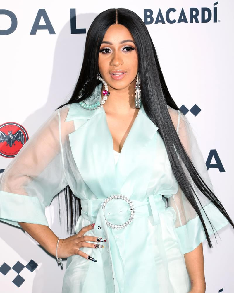 Cardi B's Tom Ford Lipstick Sold Out in Just One Day [Photos]