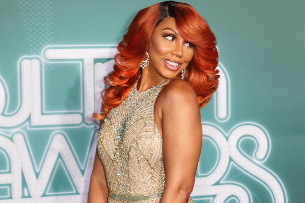 Tamar Braxton Has a Few Issues with Delta