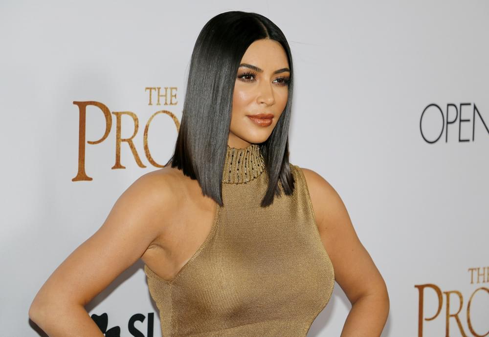 Kim Kardashian Plans to Create Women's Prison Release Program
