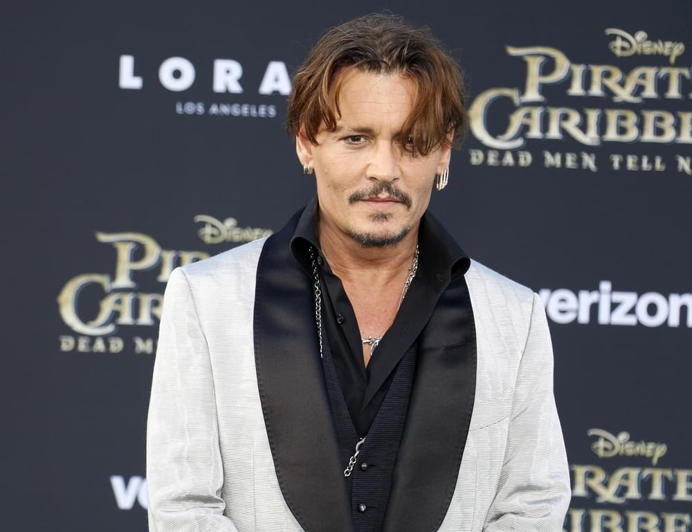 Johnny Depp is Being Sued for Punching Location Manager While Filming Notorious B.I.G. Movie