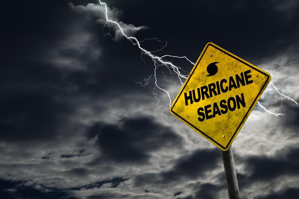 Hurricane Chris Comes to the East Coast