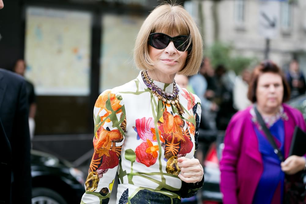 Jordan Brand Links Up with Anna Wintour For Women's Shoe Line