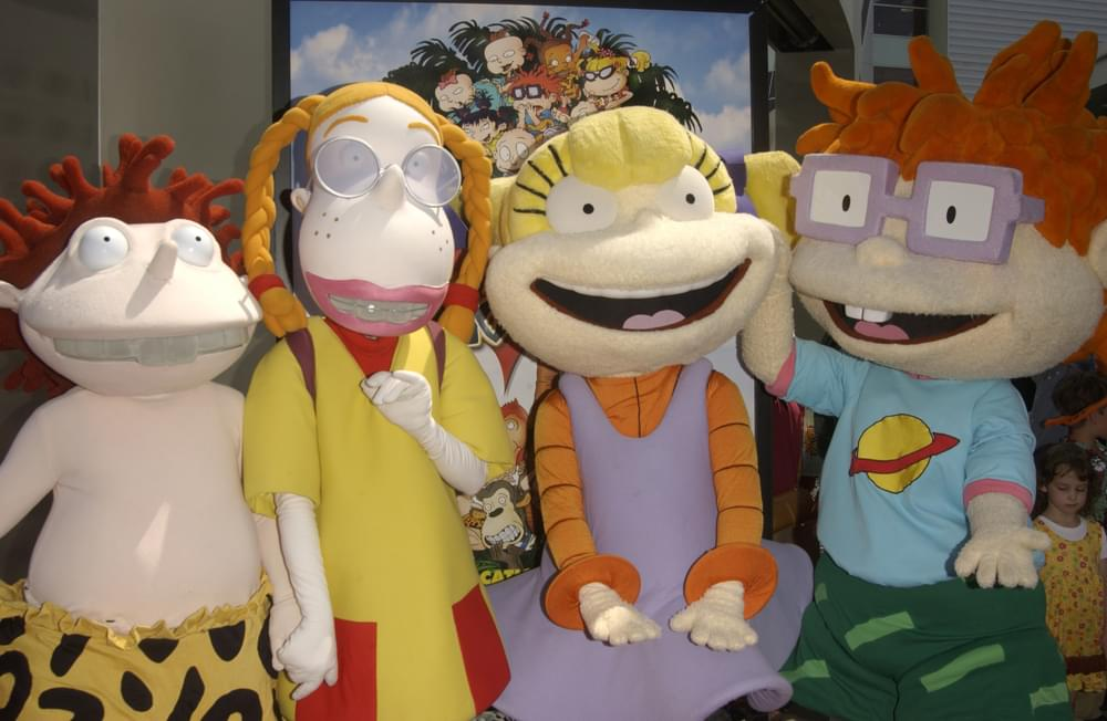 """Nickelodeon Relaunching """"Rugrats"""" Show and Making Live-Action Movie"""