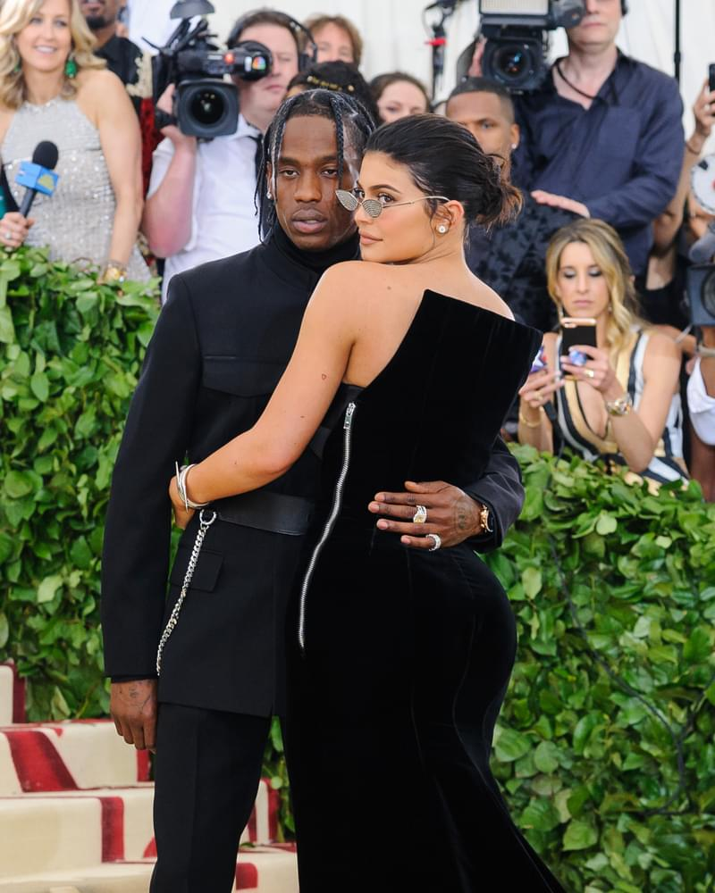 "Kylie Jenner & Travis Scott Cover GQ Magazine As ""Powerhouse Power Couple"""