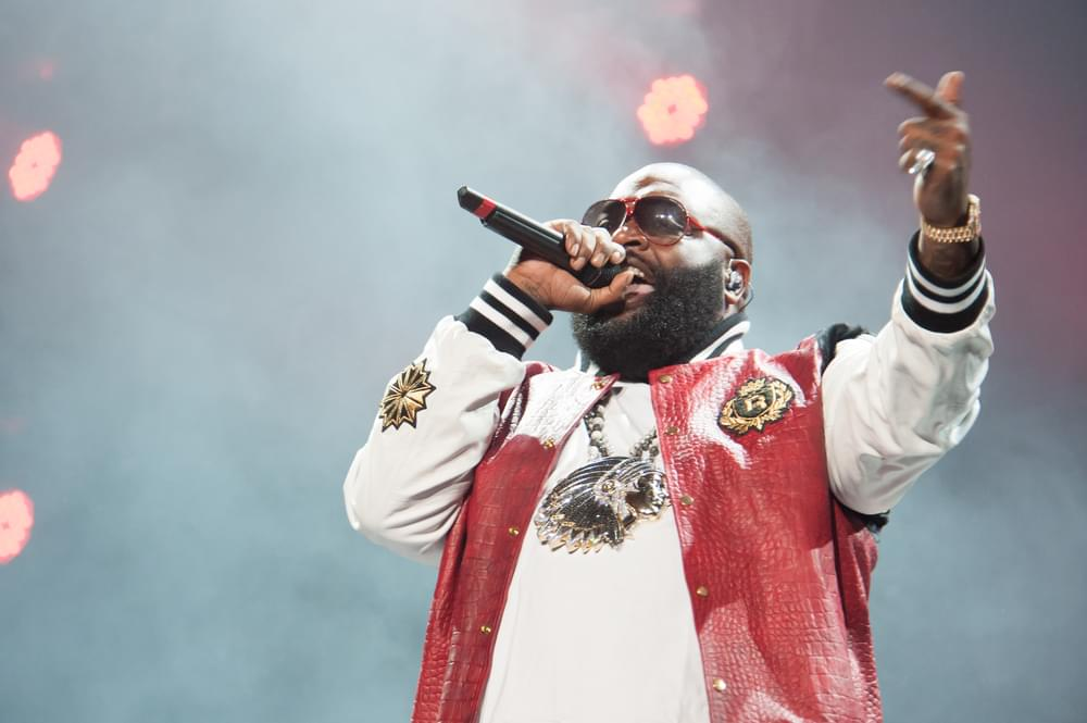 Rick Ross Accused of Not Paying Child Support
