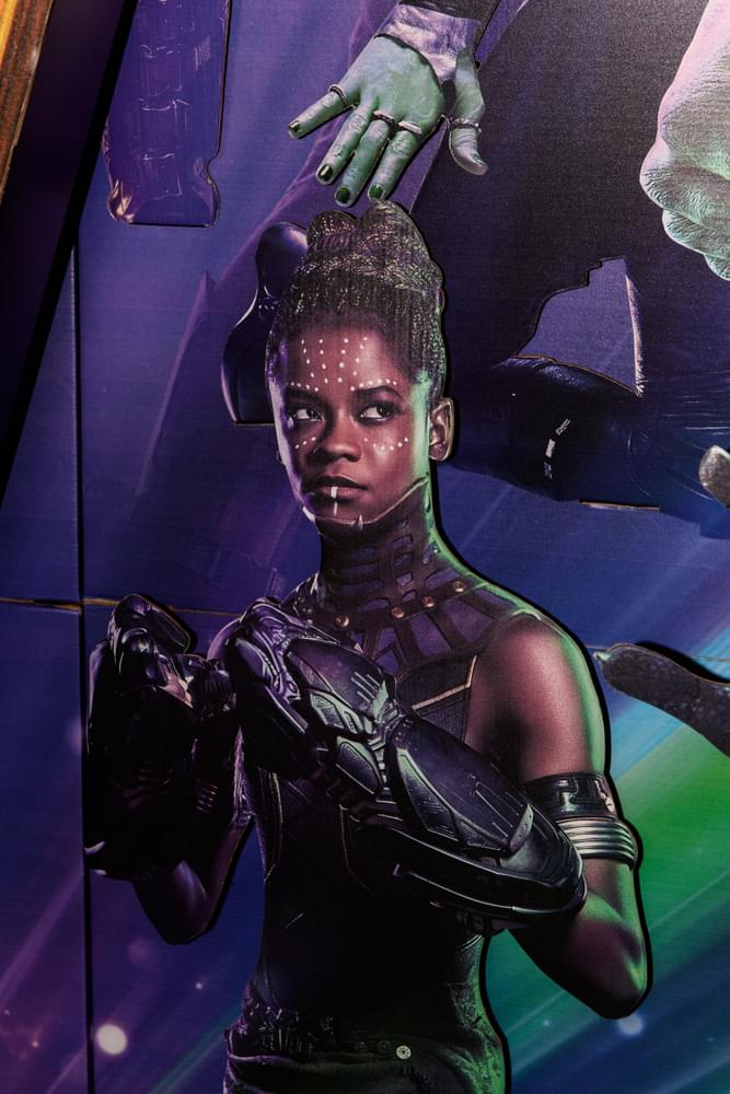 Black Panther's Sister Shuri is Getting Her Own Comic Book Series