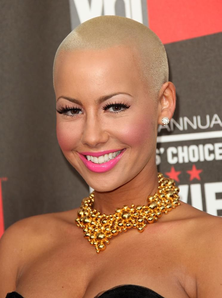 Amber Rose Launches A New App, Wants to Help Pay for Fans' Rent, Tuition, and Business Endeavors [Video]