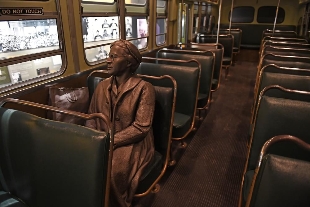 Rosa Parks Detroit Home Being Auctioned Off