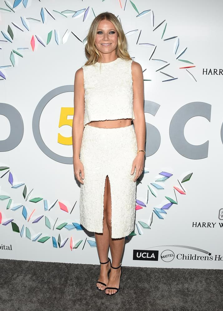 Gwyneth Paltrow Denies She's 'Becky With the Good Hair' After Amber Rose Calls Her Out