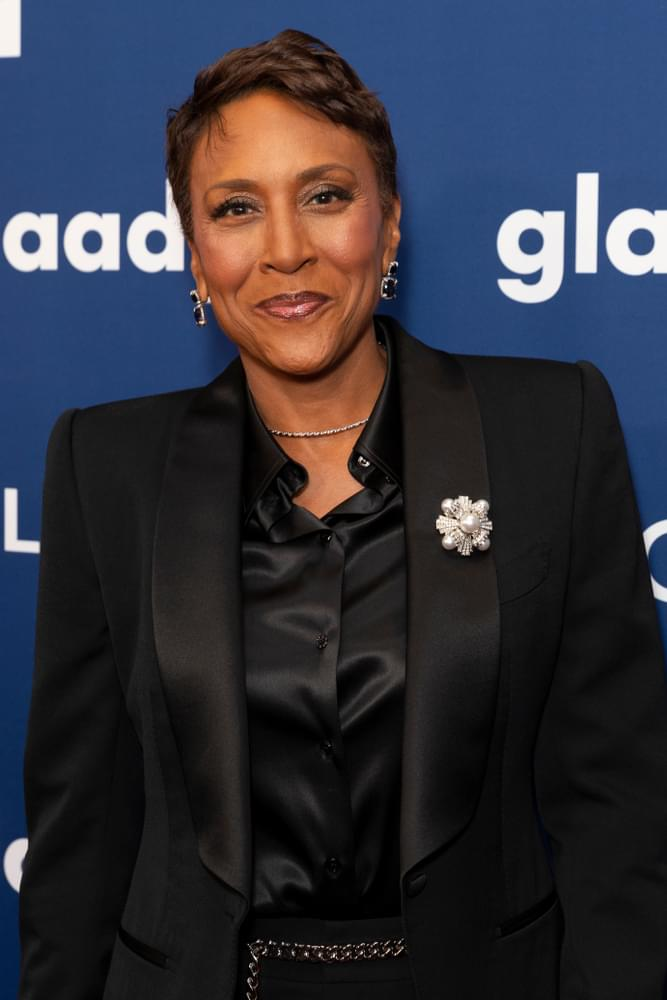 Robin Roberts Signs a Deal with Lifetime to Produce Movies and Documentaries