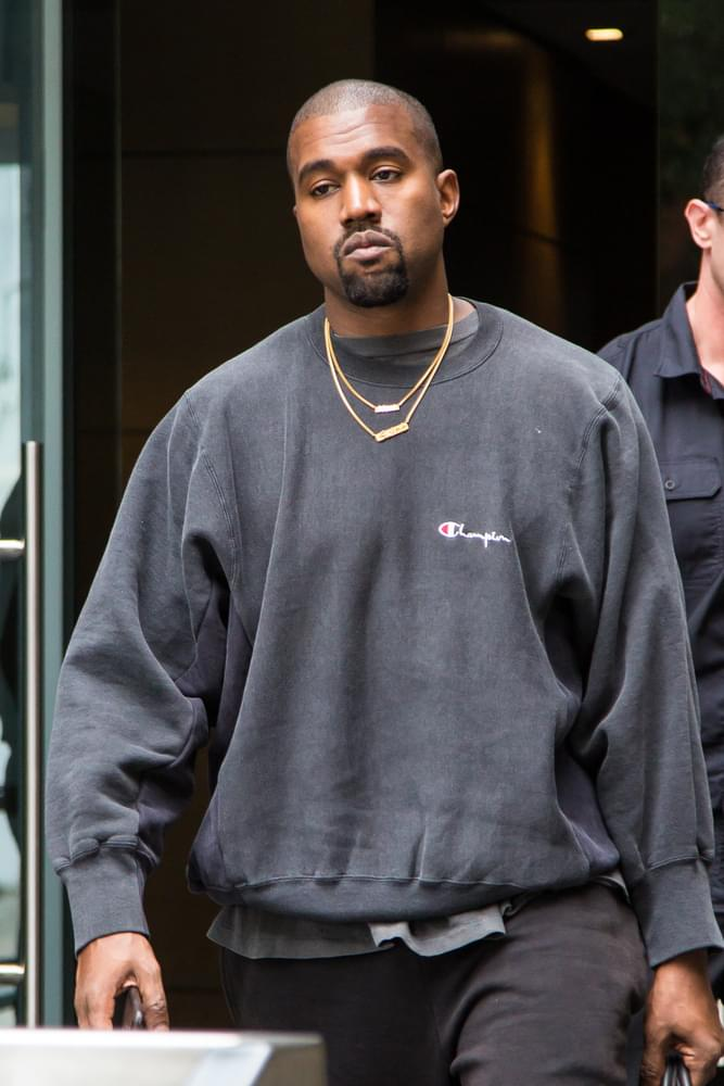 Kanye West Father Diagnosed with Cancer