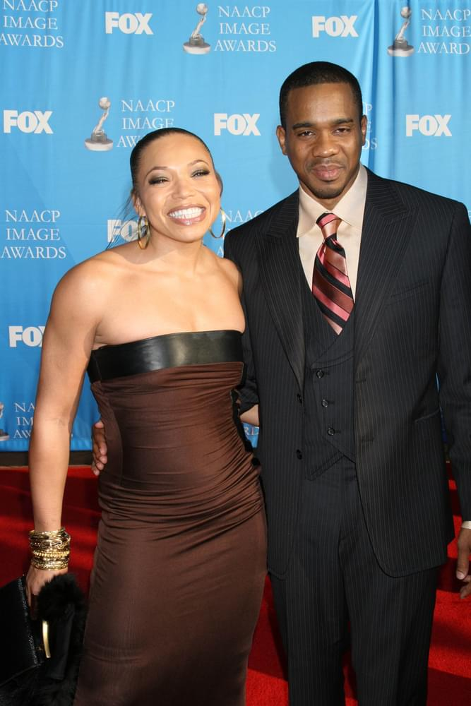 Duane Martin Wants Spousal Support From Tisha Campbell-Martin