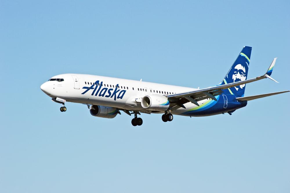 Alaska Airlines Accused of Forcing Gay Couple to Sit Apart So Straight Coupe Could Sit Together