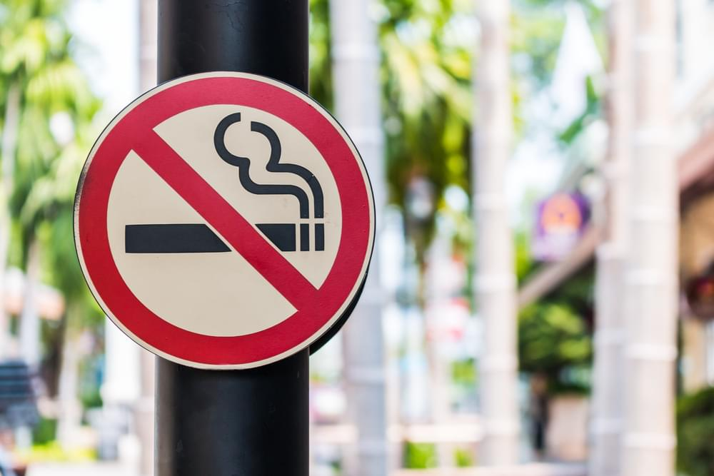 Smoking Banned in Public Housing