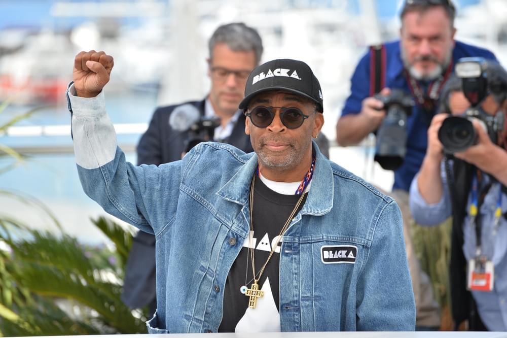 Spike Lee Says Trump Is A 'Man of Hate, Violence, And Can't Be Trusted'