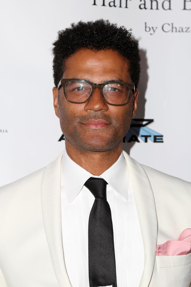 Eric Benét Blames White Supremacy for the Way Some Rappers Behave