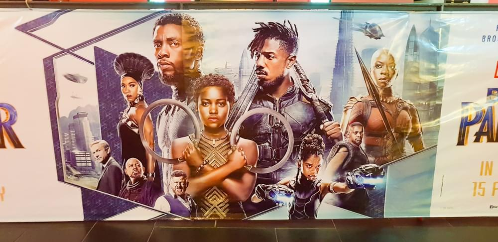 'Black Panther' Becomes the Third Movie EVER to Top 700 Million at the Domestic Box Office