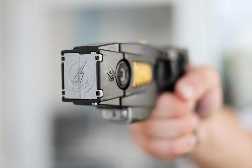 Police Taser 11-Year-Old Girl for Stealing From Supermarket