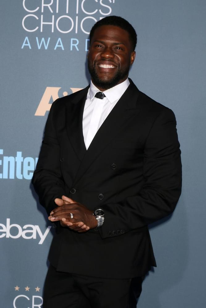 Kevin Hart Partners With united Negro College Fund, Gives Scholarships to Three Xavier University Students