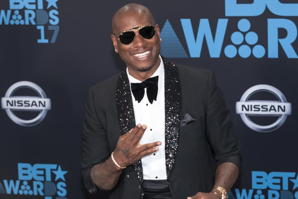 Tyrese Says He's Too Broke to Pay Norma Gibson's Attorney Fees