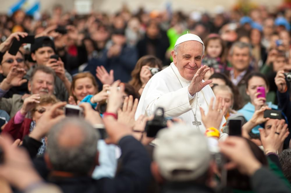 Pope Apologize for Catholic Church Sex Scandal