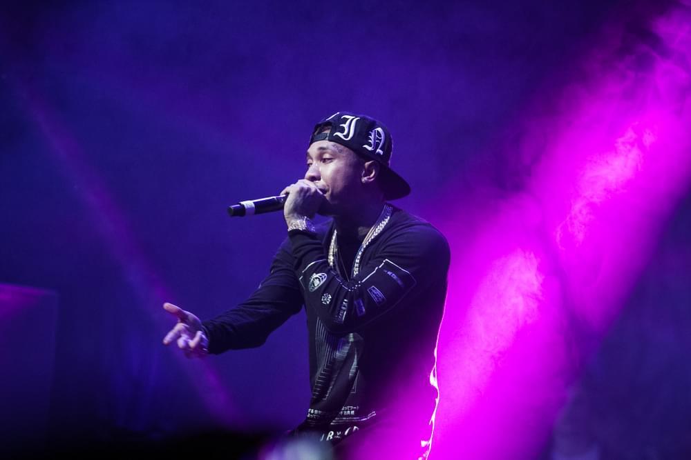 Tyga Sues Cash Money & Young Money Over Unpaid Royalties