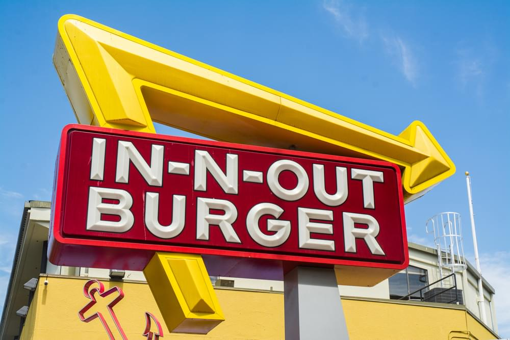 Democrats Want to Boycott California Burger In-N-Out After State Filing Shows it Donated $25k to Republican Party