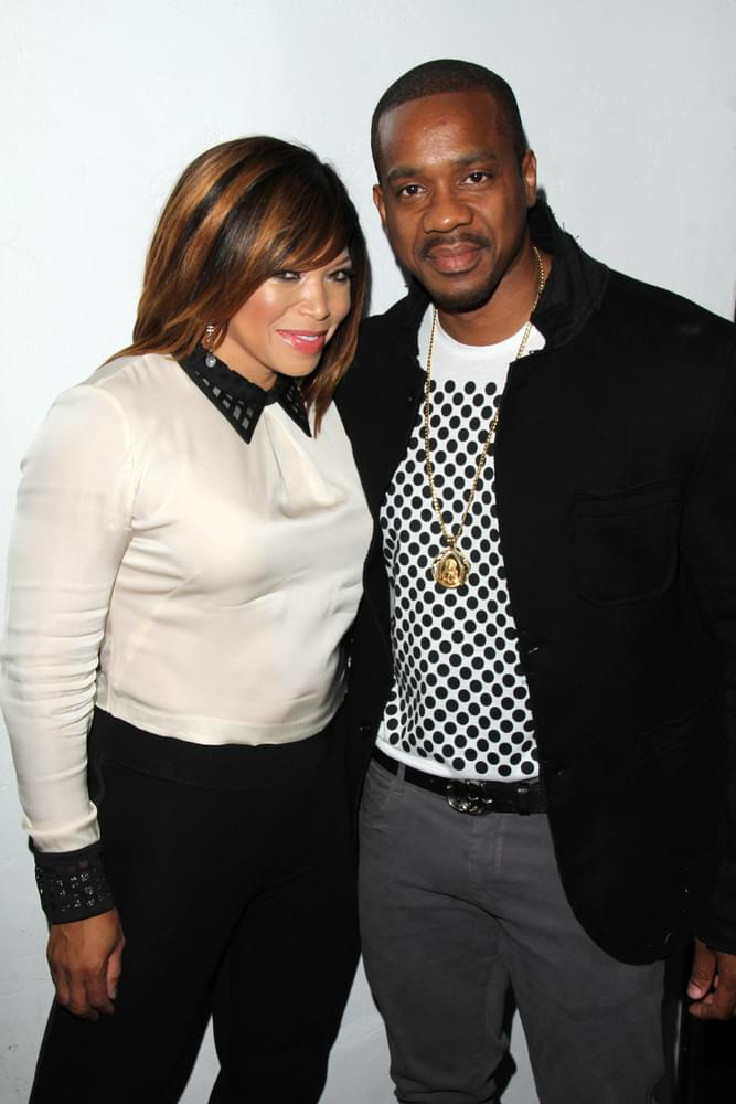 Tisha Campbell-Martin Says Estranged Husband Duane Martin can Afford to Pay Spousal Support