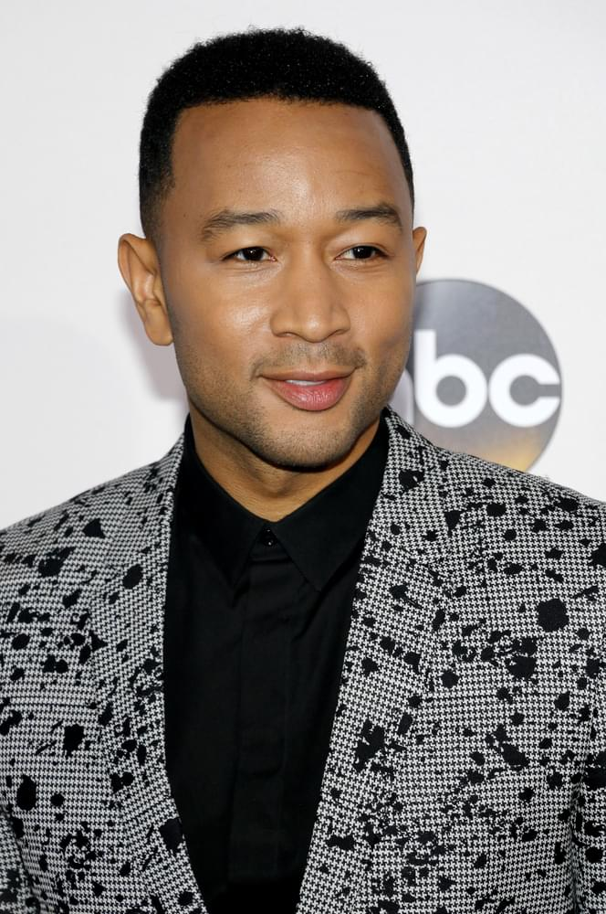 John Legend Makes Hollywood History, Becomes the First Black Man to Reach EGOT Status