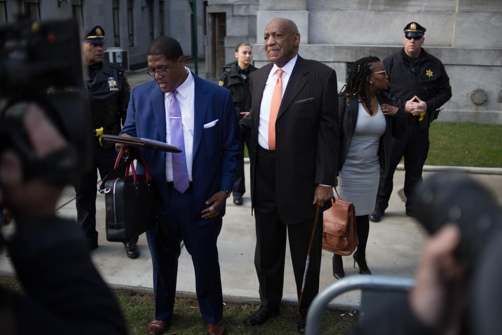 Bill Cosby To Be Sentenced On Monday
