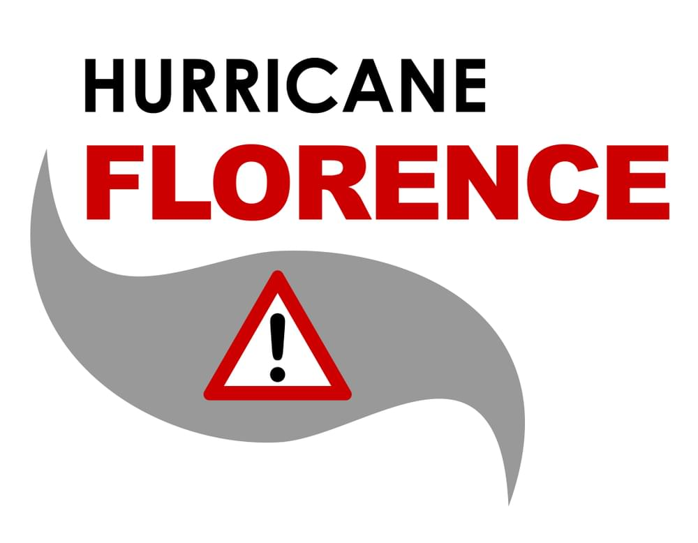 Hurricane Florence Donation and Point of Distribution Locations
