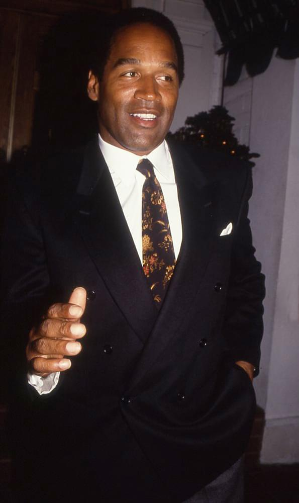 """O.J. Simpson has Some Advice for Bill Cosby: """"Rapists Are Frowned Upon in Prison"""""""
