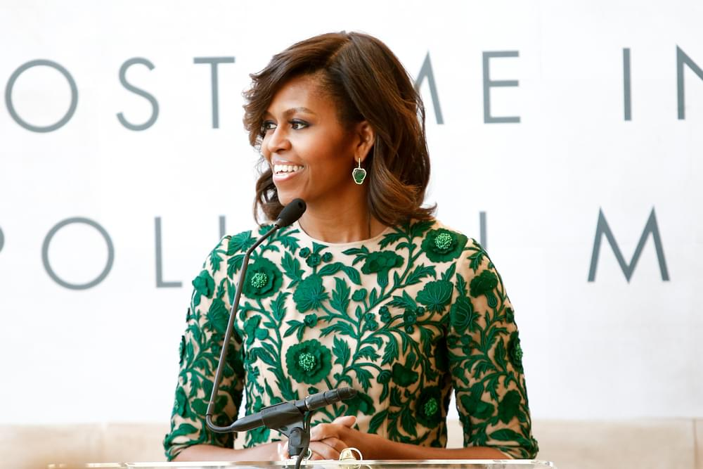 """ABC May Have Landed Michelle Obama's First Interview on Her New Memoir """"Becoming"""""""