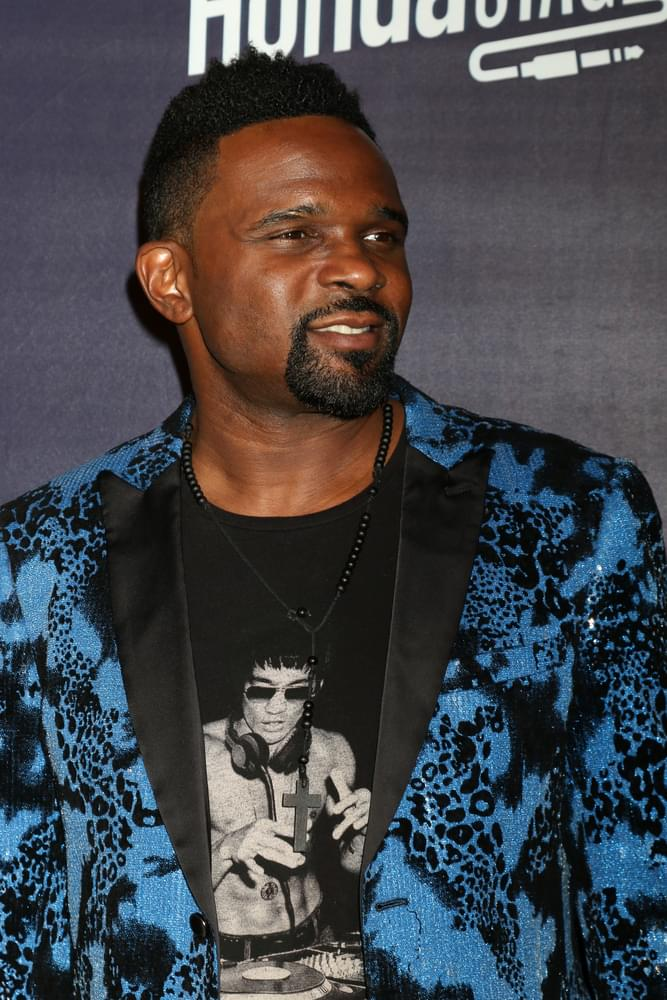 Darius McCrary Accused of Dislocating His 2-Year-Old Daughter's Arm