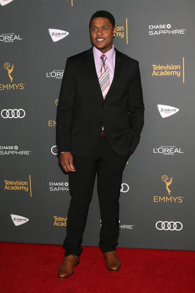 Pooch Hall Arrested for DUI After Letting 2-Year-Old Son Drive Car