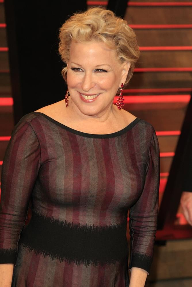 """Bette Midler Apologizes for Saying """"Women Are the Ni***s of the World"""""""