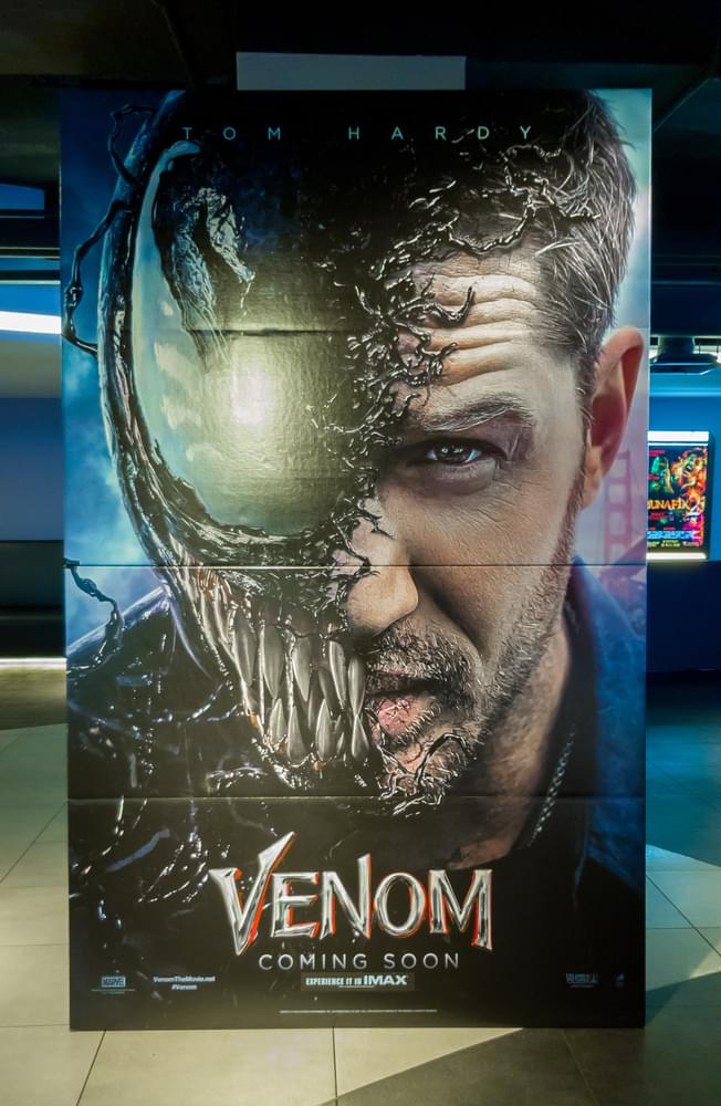 'Venom' Breaks the Box Office, Plus Review of the Movie