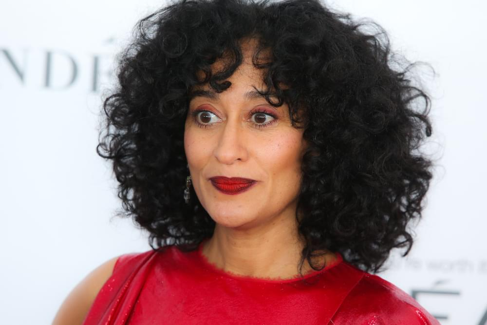 Doin' It For The Culture! Tracee Ellis Ross Wears All Black Designers at the 2018 AMAs