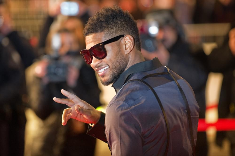 Usher Is Dropping a Album at MIDNIGHT!!!