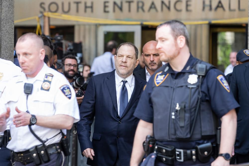 One Case Against Harvey Weinstein Dropped Today in Court