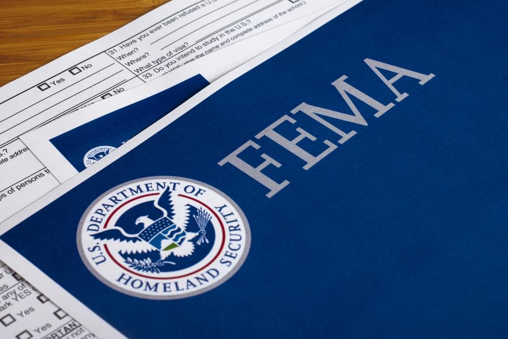 FEMA Sets Up Mobile Units in Grifton and Grimesland