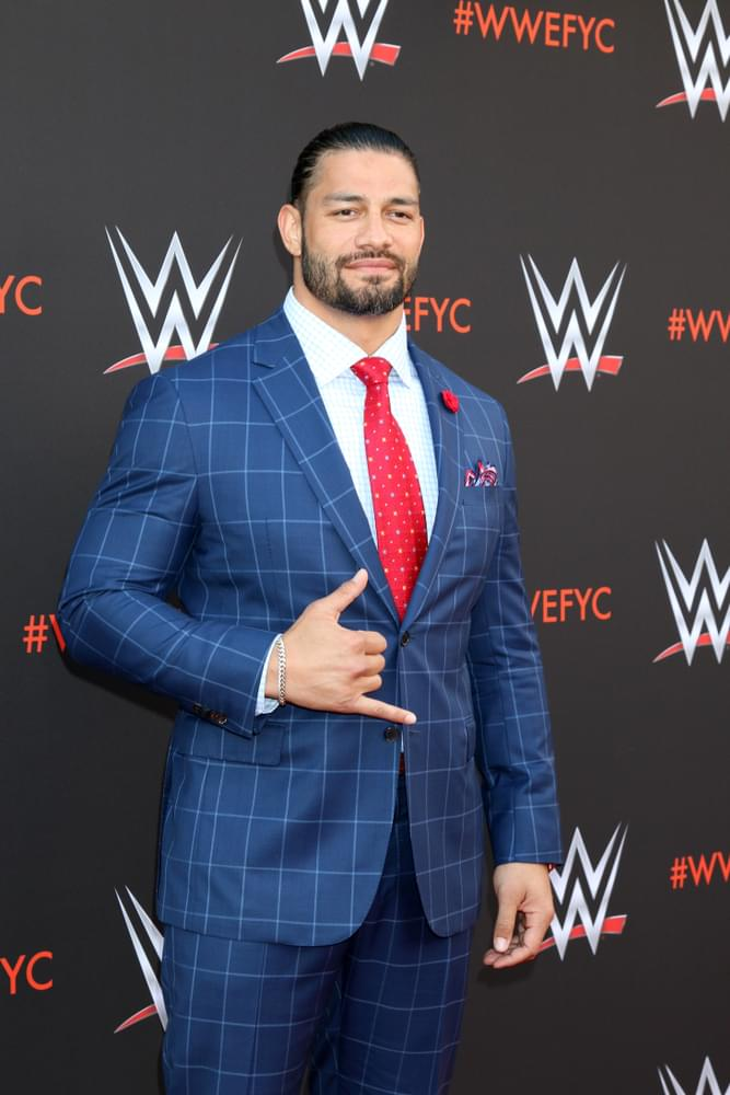 WWE's Roman Reigns Announces He Has Had Leukemia for 11 Years