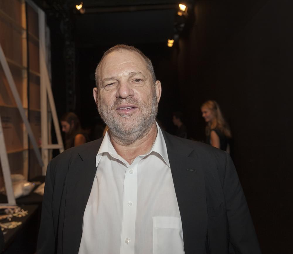 Harvey Weinstein is Accused of Sexually Assaulting a 16-Year-Old Female Back in 2002