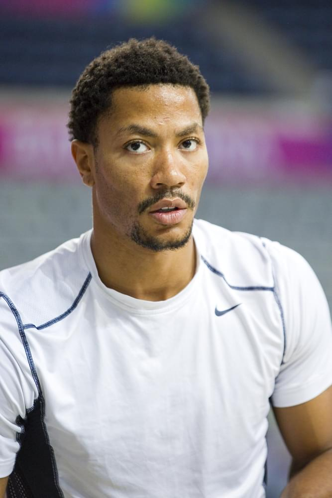 NBA Stars React to Derrick Rose's 50-point Game!